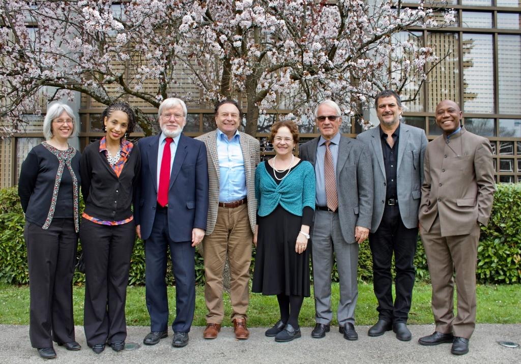 Globethics.net Board Members - taken in March 2017