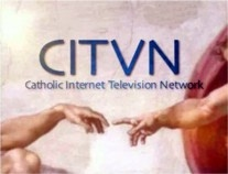 Catholic Internet Television Network, CITVN logo