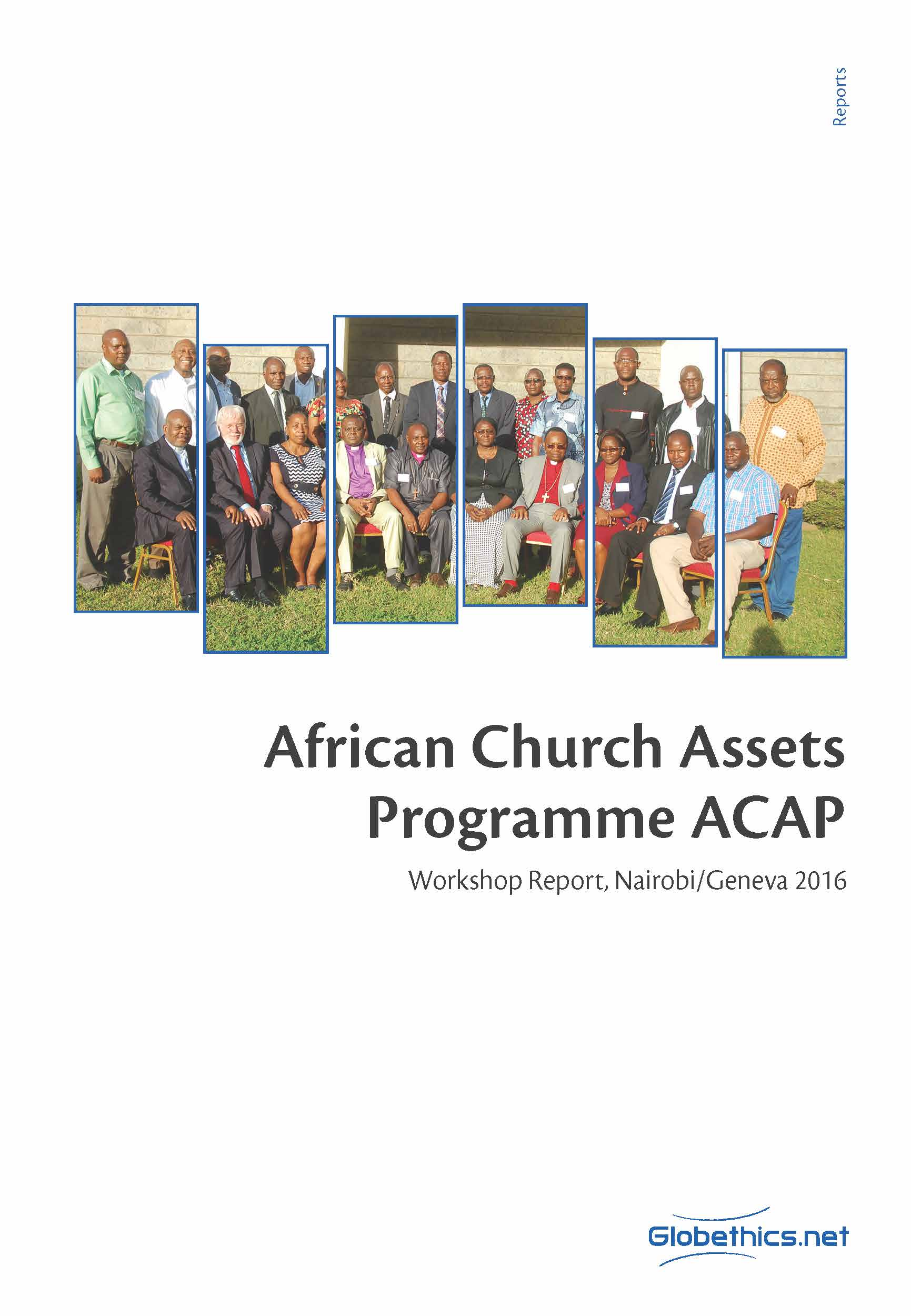 African Church Assets Programme, ACAP Report