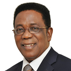 Hon. Prof. Kwesi Yankah, Minister of State in charge of Tertiary Education, Ghana