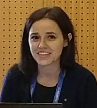 Nikolina Postic, Project Officer, Sectoral Policies Department, International Labour Organization