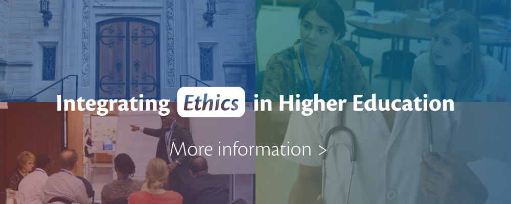 Globethics.net Integrates Ethics in Higher Education through four programmes