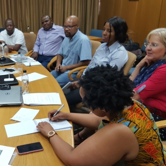 University of South Africa Workshop on Ethics in Higher Education