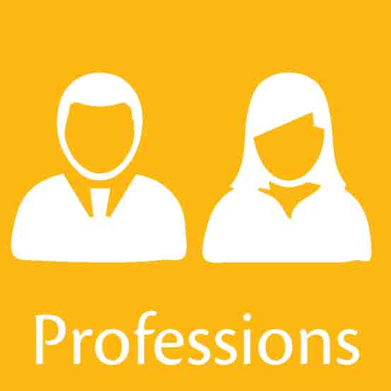 Courses for professions