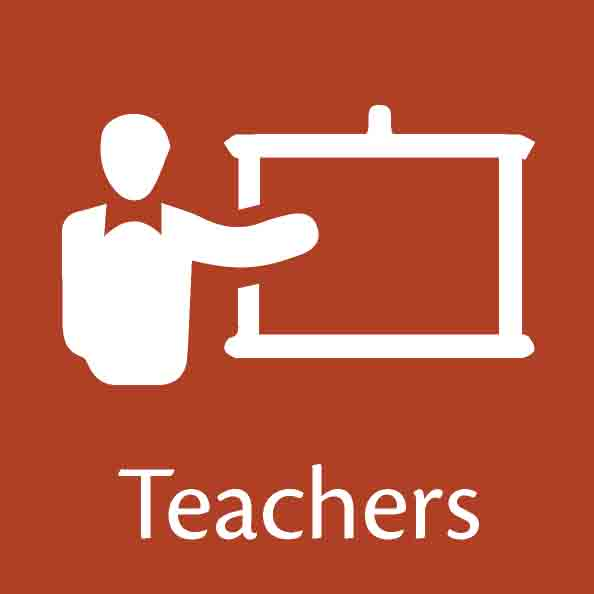 Courses for teachers