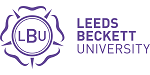Leed Beckett University logo