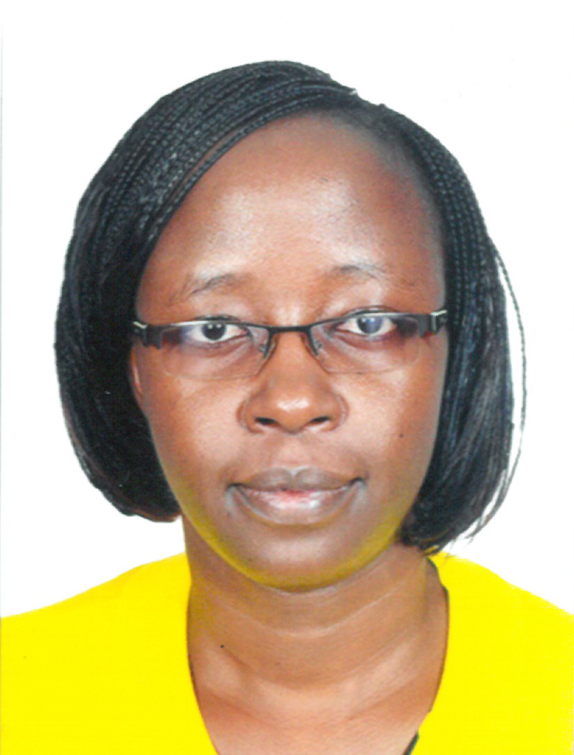 Mrs Dorothy Kwelu, Finance Office