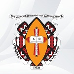 The Catholic University of East Africa logo