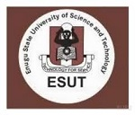 Enugu State University of Science and Technology logo