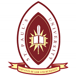 St Paul's University logo