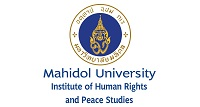 Mahidol University Institute of Human Rights and Peace Studies logo