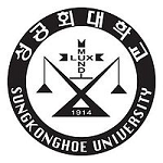 Sungkonghoe University logo