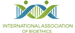 International Association for Bioethics logo