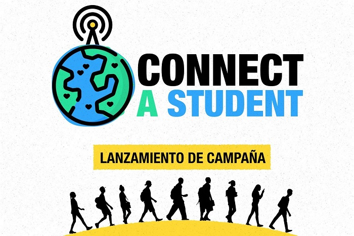 Connect a student banner
