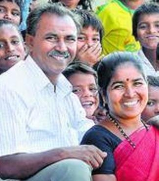 "Mahendaran S. - India - Mahendaran. S from Tiruchirapalli in Tamilnadu belongs to the nomadic tribal group called 'Narikuravar'' known as ""Hunters of the Fox"". He founded NEWS (Narikuravar Education and Welfare Society) in 1990 along with his wife Seetha. He has been striving for the past 25 years in enlisting this nomadic group under the 'Schedule Tribe' status. Finally after 25 years of lobbying and repeated appeal this was passed in the ""Parliament of Indian"" on 31st Aug 2013. ""Our community has been considered 'untouchable' for long"" says Mahendaran, ""there are over 500,000 Narikuravars living in the state of Tamilnadu and we are strong and independent people fighting for recognition of our Tribal heritage and the 25 year long persistence and struggle has been worth it, our children will no more be the invisible people of India"" NEWS today runs a school for 200 nomadic children in Trichy and a successful crafts bridge forum for the women of the tribe which forms the major source of income in sustaining their homes."