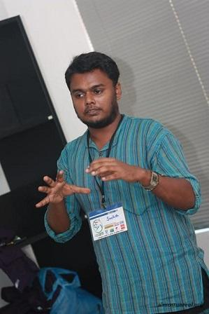 Suchith Abeyewickreme - Sri Lanka - Suchith is a peace educator, trainer and development professional promoting reconciliation among young people in post-armed conflict Sri Lanka, and working for intercultural and interfaith understanding around the world. He has been leading the 'Learning To Live Together' ethics education program for children and young people to empower them to build positive relationships with the 'other' across religious, language, ethnic and social divides. He is a leader in the 'Rally for Unity - Hate has no place in Sri Lanka' initiative that counters extremism and hate speech through social media and public street rallys. He is in the process of setting up an Ethics Center for promoting applied ethics in development, governance and education in Sri Lanka. Suchith is a change agent, a role model, an inspired and inspiring individual, who not only works for others but also for the protection of the environment and for transforming structural violence around the world. He is surely a peace maker!